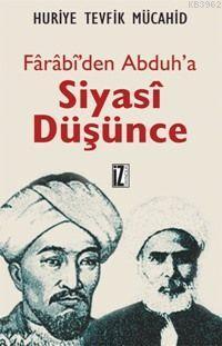 Fârâbî'den Abduh'a Siyasî Düşünce