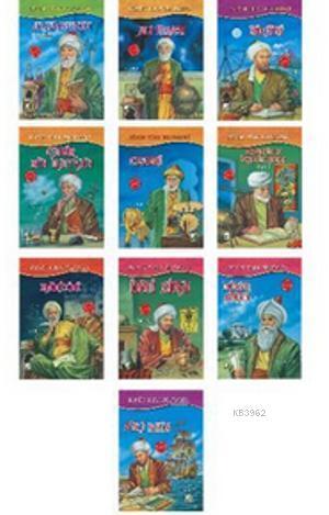 Büyük Türk Bilginleri (10 Kitap Takım)