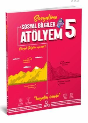 Arı Yayıncılık 5.Sınıf Sosyal Atölyem