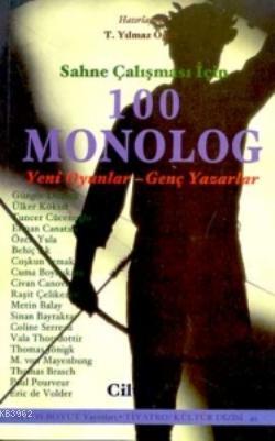 100 Monolog 3; Yeni Oyunlar Genç Yazarlar