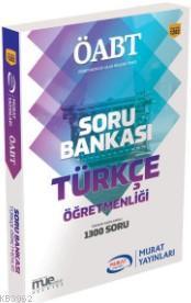 2018 ÖABT Türkçe Öğretmenliği Soru Bankası
