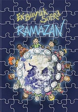En Büyük Sofra Ramazan; Birdirbir Yapboz Serisi - 8