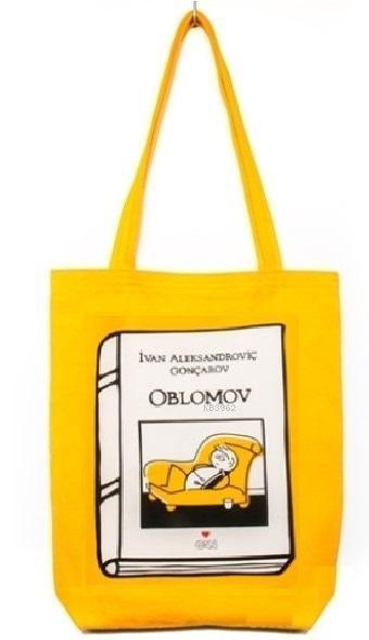 Bez Çanta (Sarı Gabardin) - Laforizma Serisi - Oblomov