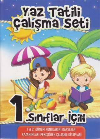 1. Sınıflar İçin Yaz Tatili Çalışma Seti
