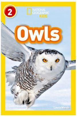 Owls (Readers 2); National Geographic Kids