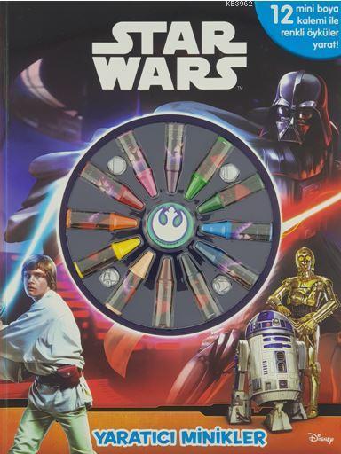 Disney Star Wars: Yaratıcı Minikler