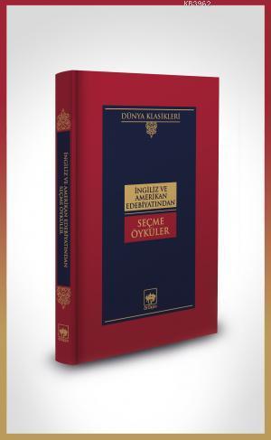 İngiliz ve Amerikan Edebiyatından Seçme Öyküler