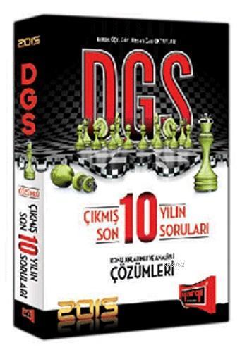 DGS Son 10 Yılın Çıkmış Soruları ve Çözümleri
