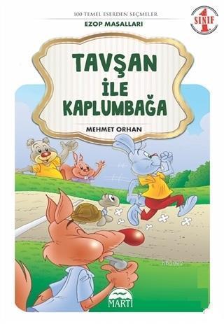 Tavşan ile Kaplumbağa - Ezop Masalları 1. Sınıf