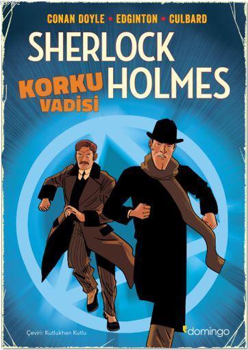 Korku Vadisi; Bir Sherlock Holmes Çizgi Romanı