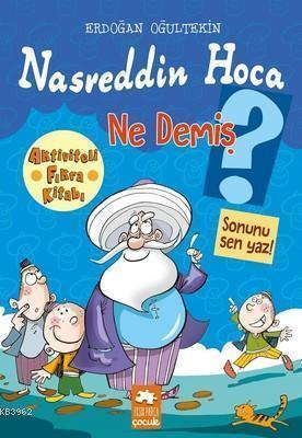 Nasreddin Hoca Ne Demiş?; Aktiviteli Fıkra Kitabı