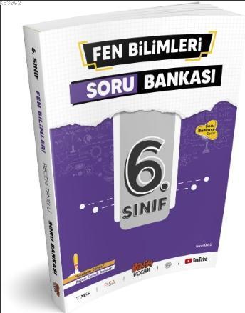 6.Sınıf Fen Bilimleri Soru Bankası Benim Hocam Yayınları