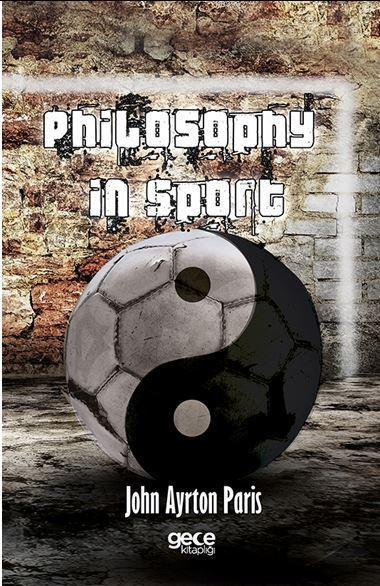 Philosophy In Sport Made Science In Earnest