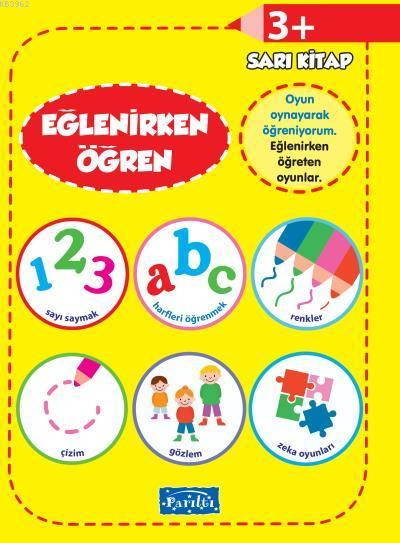 Eğlenirken Öğren Sarı Kitap 3
