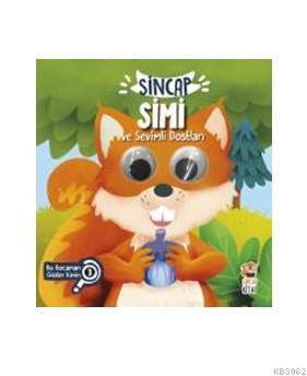 Sincap Simi ve Sevimli Dostları - Bu Kocaman Gözler Kimin?