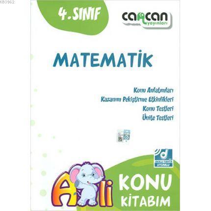 4. Sınıf Matematik Konu Kitabım