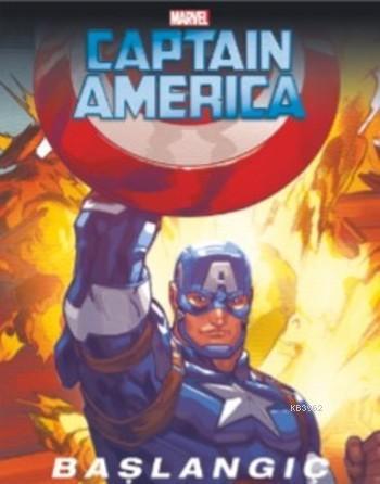 Marvel Captain America; Başlangıç