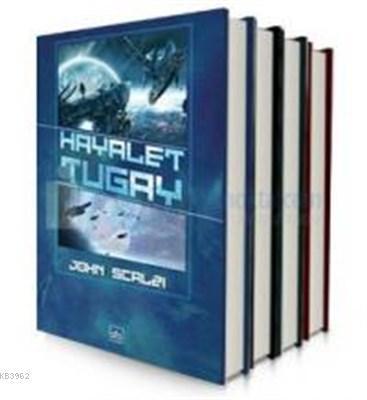 John Scalzi Seti (4 Kitap Takım)