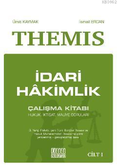 THEMIS İdari Hakimlik Çalışma Kitabı (2 Cilt)