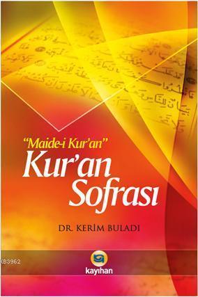 Kuran Sofrası; Maide-i Kuran