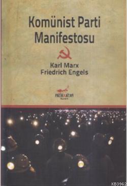 Komünist Parti Manifestosu; Manifest des Kommunistischen Partie
