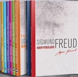 Sigmund Freud Seti (8 Kitap Takım)