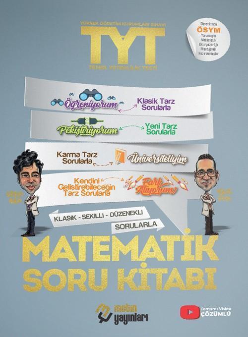 Metin Yayınları TYT Matematik Soru Kitabı Metin
