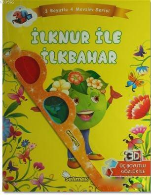 İlknur ile İlkbahar - Üç Boyutlu Dört Mevsim Serisi