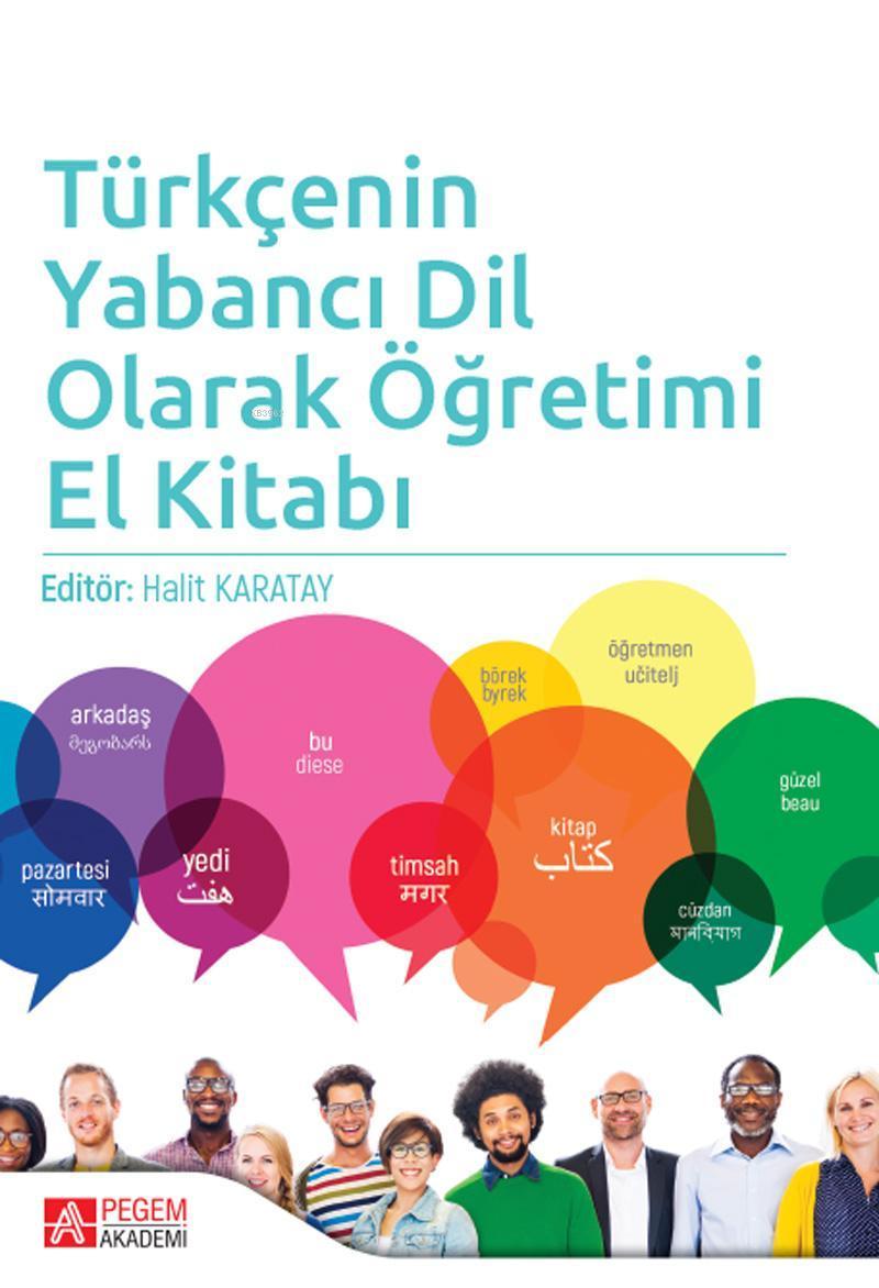 Türkçenin Yabancı Dil Olarak Öğretimi El Kitabı