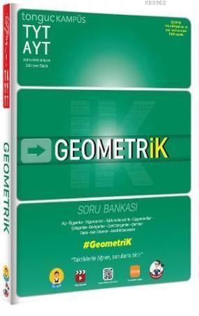 Tonguç Akademi TYT-AYT GeometrİK Soru Bankası