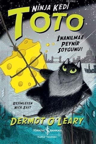 Ninja Kedi Toto - İnanılmaz Peynir Soygunu!