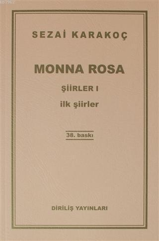 Monna Rosa Şiirler 9