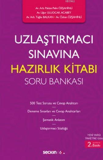 Uzlaştırmacı Sınavına Hazırlık Kitabı