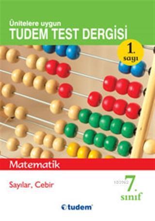 7.Sınıf Matematik Test Dergisi ( 8'li Set )