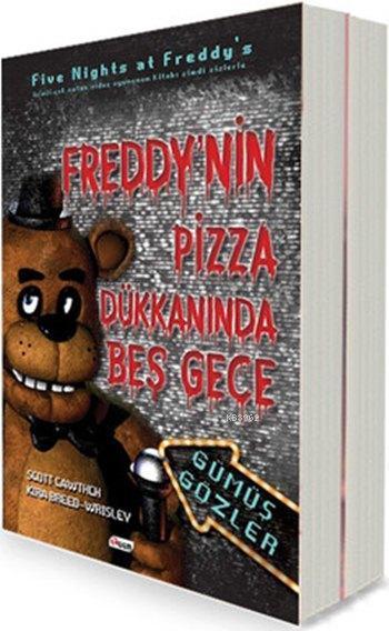 Freddy'nin Pizza Dükkanında Beş Gece Seti; 2 Kitap Takım