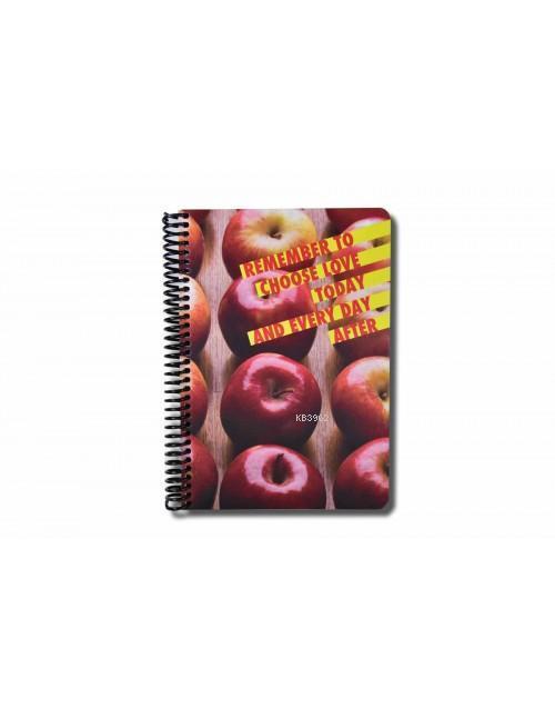 Deffter Just Spiralli A5  Apples