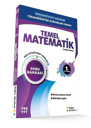YKS-TYT  Temel Matematik Soru Bankası Orta-İleri Düzey
