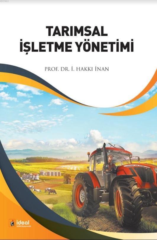 Tarımsal İşletme Yönetimi