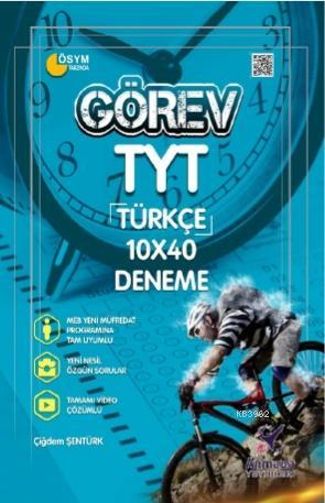 Görev TYT Türkçe 10*40 Deneme