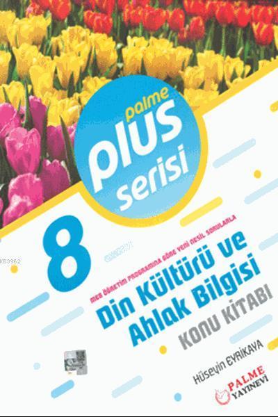 8. Sınıf Plus Serisi Din Kültürü ve Ahlak Bilgisi Konu Kitabı
