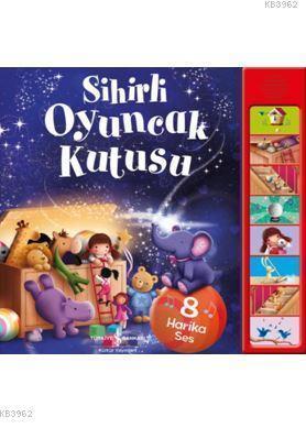 Sihirli Oyuncak Kutusu; Müzikli Kitap