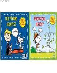 Woodstock Nerede ve Bir Piyango Hikayesi; Snoopy ile 2 Kitap Bir Arada