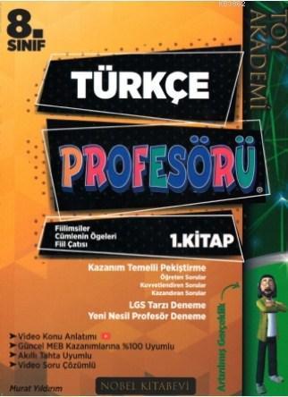 Türkçe Profesörü 1.Kitap Fiilimsiler-Cümlenin Ögeleri-Fiil Çatısı