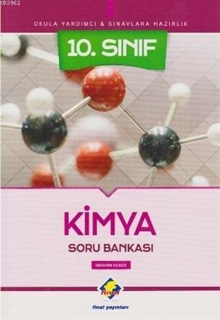 Final Yayınları 10. Sınıf Kimya Soru Bankası Final