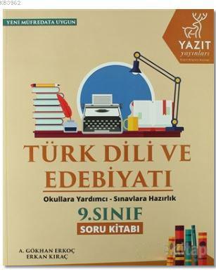 Yazıt Yayınları 9. Sınıf Türk Dili ve Edebiyatı Soru Kitabı Yazıt