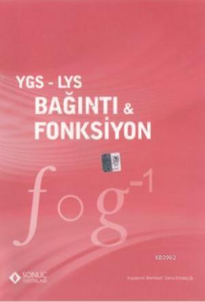 YGS - LYS Bağıntı ve Fonksiyon