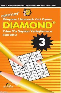 Diamond 3; Sudoku - Dünyanın 1 Numaralı Yeni Oyunu