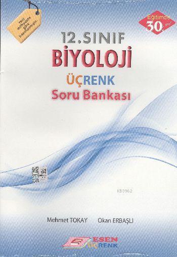 12. Sınıf Biyoloji Üçrenk Soru Bankası