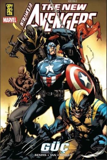 The New Avengers 10: Güç