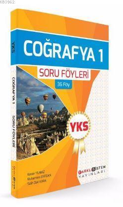 YKS Coğrafya 1 Soru Föyleri (36 Föy)